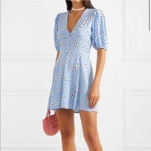 Faithfull the Brand Illia Mini Riviera Dress